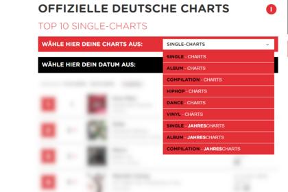 Die Offiziellen Deutschen Charts erfassen ab 2019 auch Deluxe-Editionen