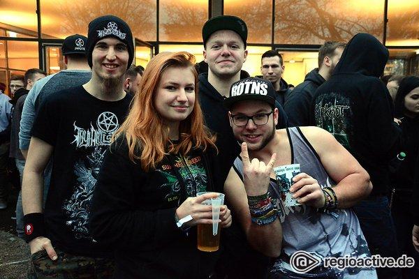 Ein Tag Metalcore - Junge Härte: Impressionen des Knockdown Festivals 2018 in Karlsruhe