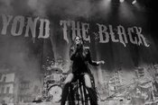Fotos von Beyond The Black live als Opener von Within Temptation in Frankfurt