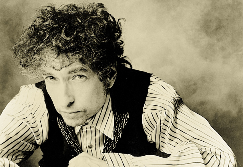 Bob Dylan (Pressebild, 2008)