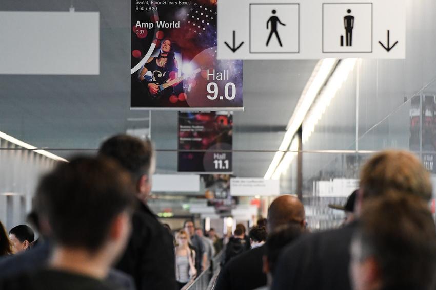 Die drei Säulen der Musikmesse Frankfurt: mehr Austausch, mehr erfahren, mehr erleben