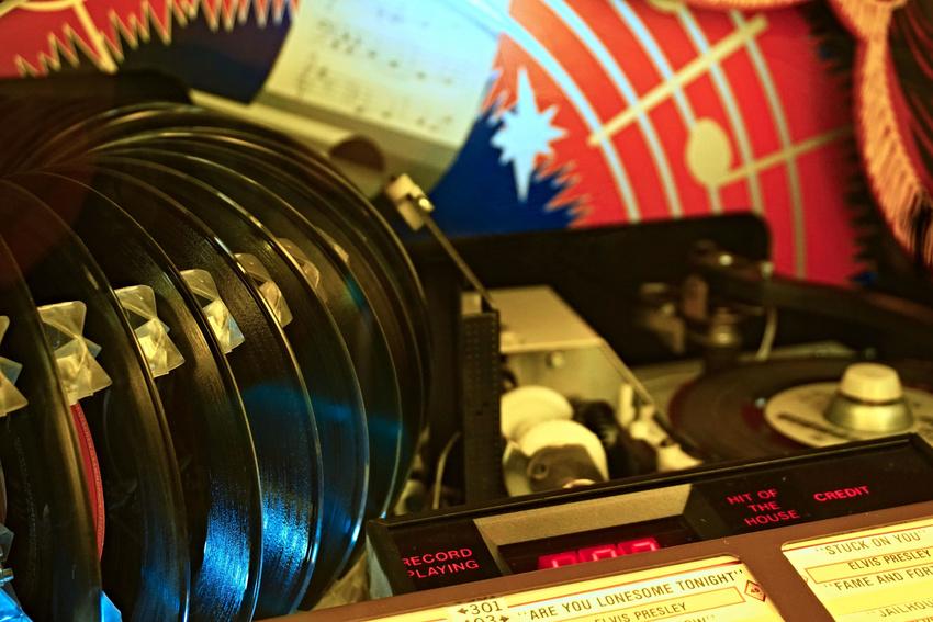 Sind Schallplatten bald umsatzstärker als CDs?