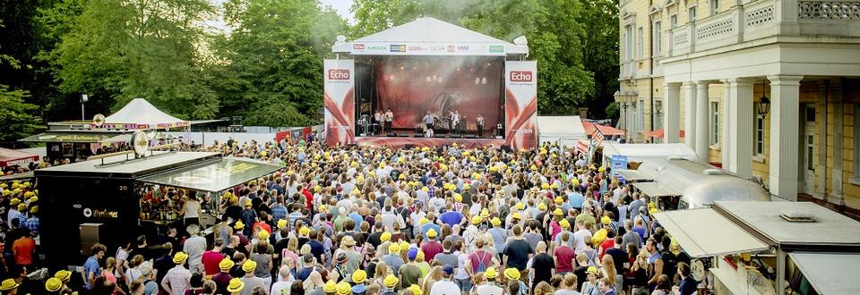 Spielt auf der ECHO-Bühne beim Schlossgrabenfest 2019 in Darmstadt