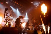 Diabolus in Musica: Live-Fotos von Behemoth in der Batschkapp Frankfurt