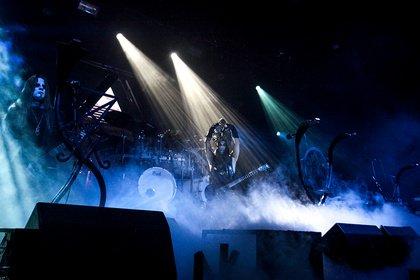Infernalisch - Diabolus in Musica: Live-Fotos von Behemoth in der Batschkapp Frankfurt