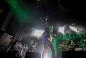 Schwellenangst: Live-Bilder von At The Gates in der Batschkapp Frankfurt
