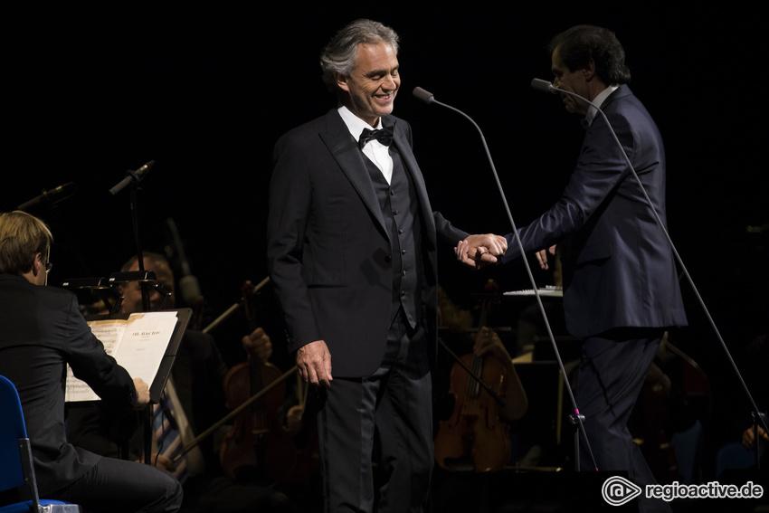 Andrea Bocelli (live in Stuttgart, 2019)