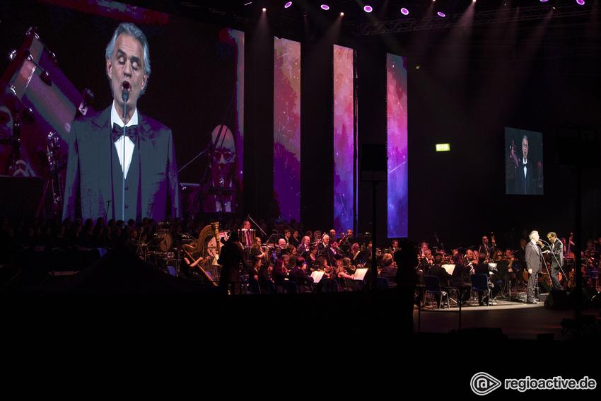Andrea Bocelli - World Tour, am 11.01.2019 in Stuttgart