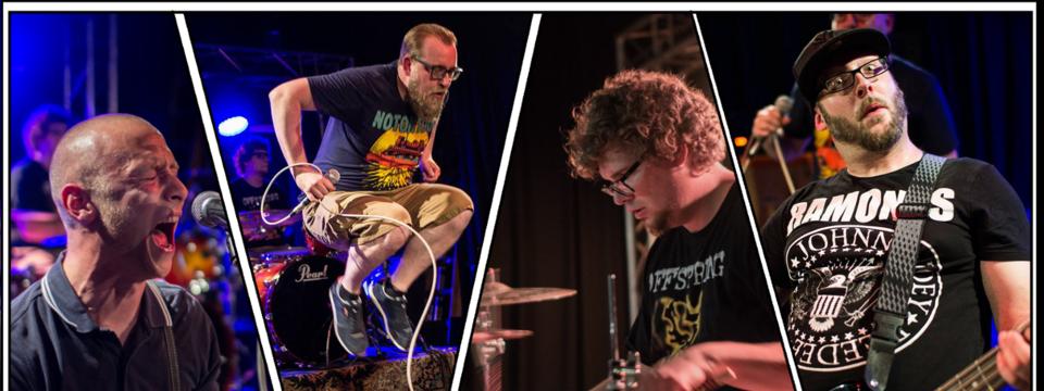Punkrock Konzert in der Goldenen Krone, Darmstadt!