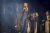 Klassisch: Bilder von Helmut Lotti live im Rosengarten Mannheim