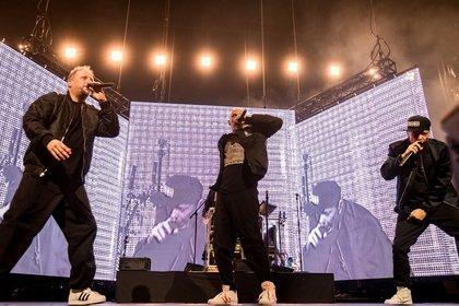 Im Takt - Die Fantastischen Vier: Live-Bilder aus der Festhalle Frankfurt