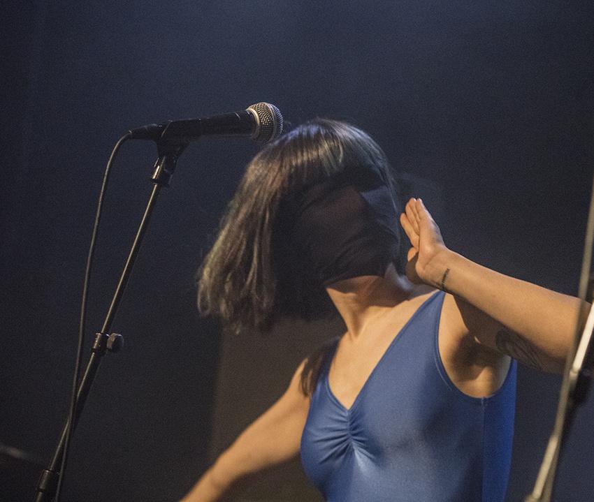Pussy Riot im Tübinger Sudhaus 17. Januar 2019