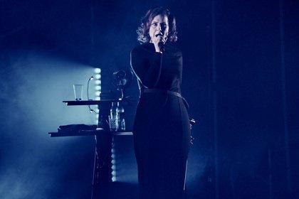 Unverwechselbar - Alison Moyet: Live-Bilder der Sängerin in der Batschkapp Frankfurt