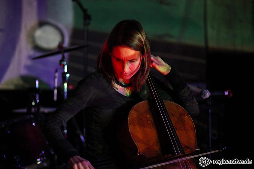 Regina Wilke (live in Mannheim, 2019)
