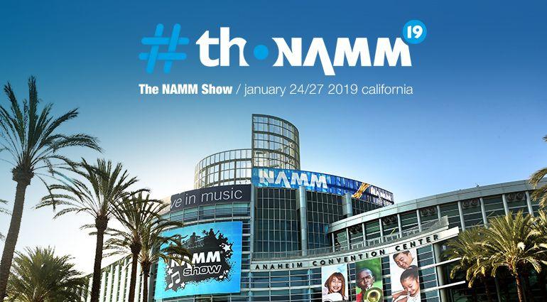 Thomann auf der NAMM Show 2019