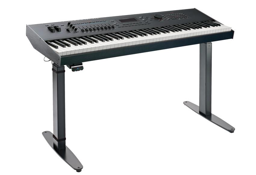 NAMM 2019: König & Meyer zeigt den neuen OMEGA-E Keyboardtisch