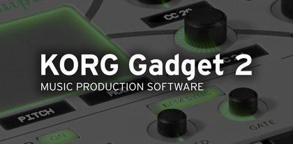 NAMM 2019: KORG Gadget 2 kommt!