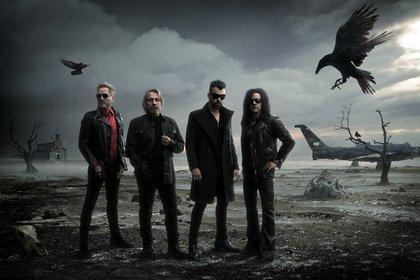 Jetzt erst recht - Supergroup Deadland Ritual gibt 2019 zwei Konzerte in Deutschland