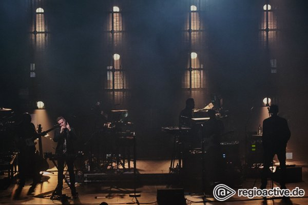 Massive Enttäuschung - Massive Attack live: Der MezzanineXX1-Tour fehlt in Frankfurt der Flow