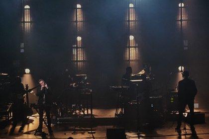 Diesmal ohne besonderes Thema - Massive Attack treten 2020 in Berlin und Düsseldorf auf
