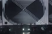 Massive Attack: Bilder der MezzanineXX1-Tour live in Frankfurt