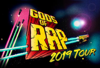 Auf dem Rap-Olymp - Hip-Hop-Legenden: Gods of Rap spielen exklusives Deutschlandkonzert in Berlin