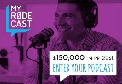 """Preise im Gesamtwert von 150.000 $ - RØDE startet großen Podcast-Wettbewerb """"RØDE Cast 2019"""""""