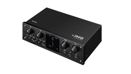 IMG Stageline stellt neue Recording-Interfaces MX-2IO & MX-1IO vor