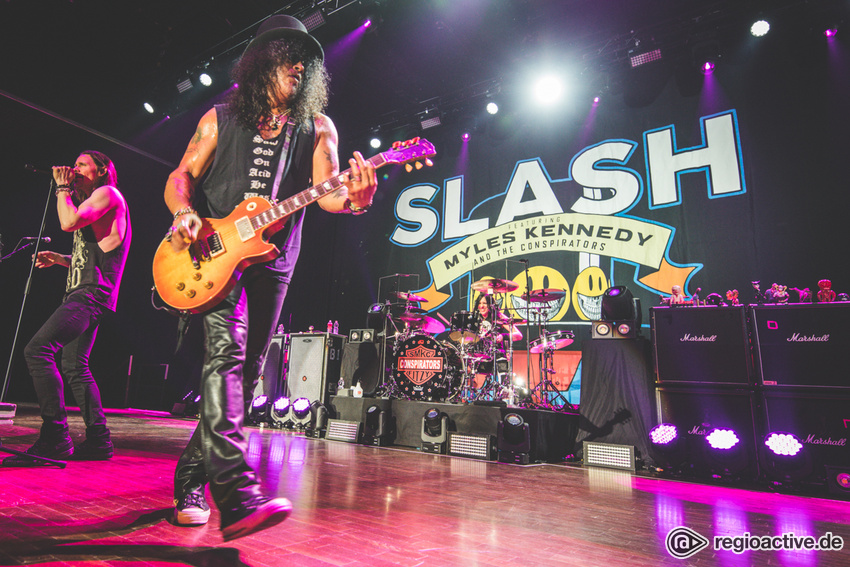 Slash feat. Myles Kennedy & The Conspirators (live in Offenbach, 2019)