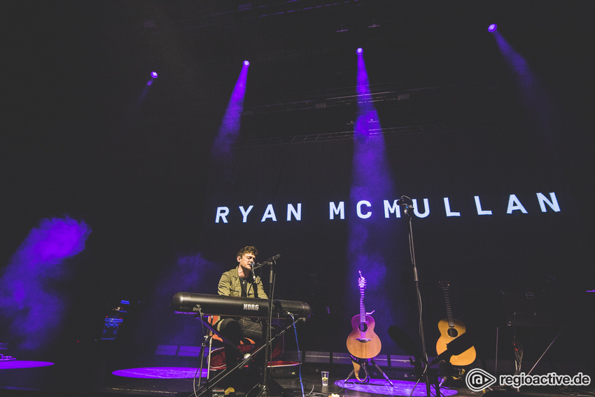 Ryan McMullan (live in Frankfurt, 2019)