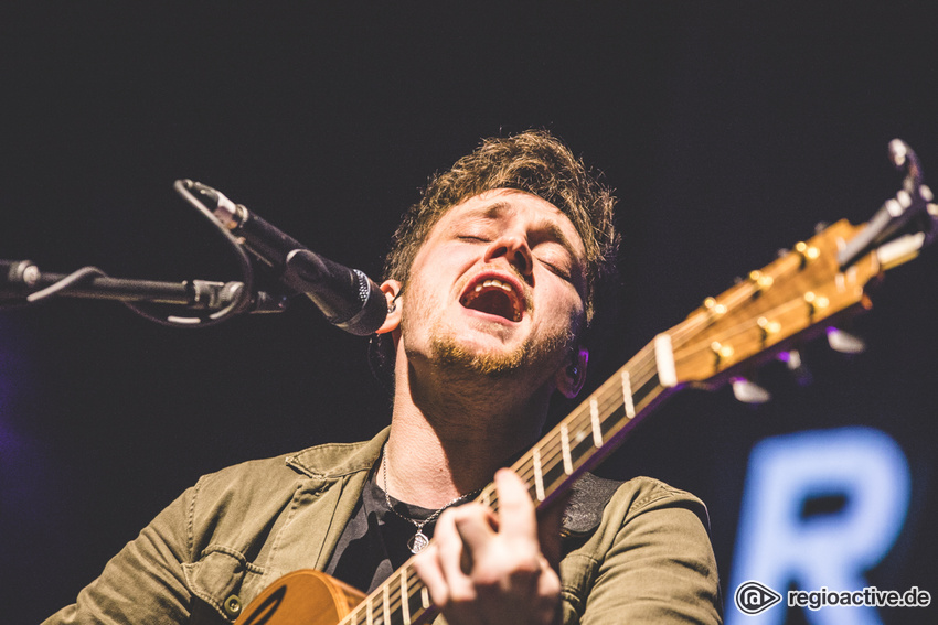 Ryan McMullan (live in Frankfurt, 2019)