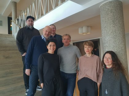 Der Bundesverband Popularmusik e.V. stellt seinen neuen Vorstand vor