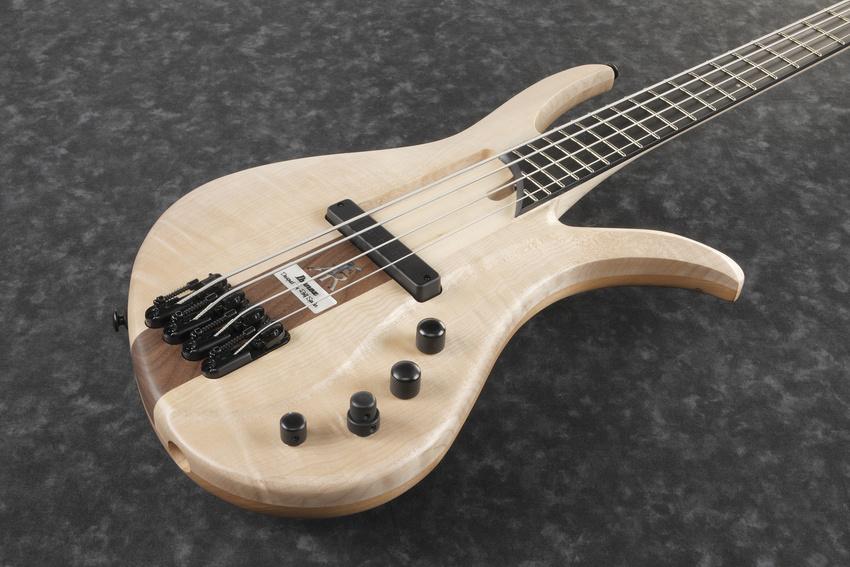 Ibanez erweitert Affirma-Bass-Reihe um weitere Modelle