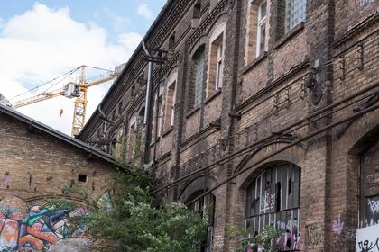 """""""House of Music"""": Proberäume, Studio und Livebühne für die Berliner Musikszene"""
