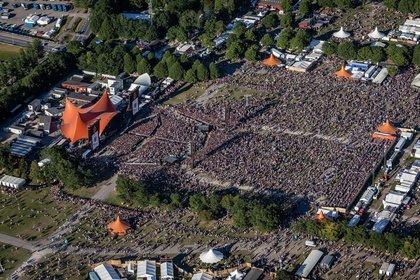 Das erste Drittel steht - Das Roskilde Festival 2019 mit The Cure, Cardi B. Und Travis Scott