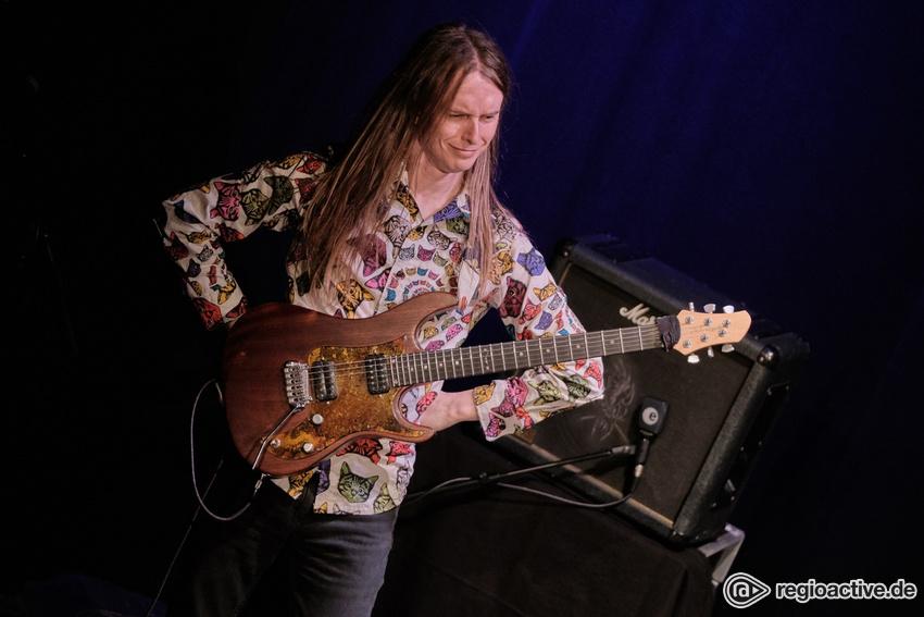Carl Palmer's ELP Legacy (live in Rüsselsheim 2019)