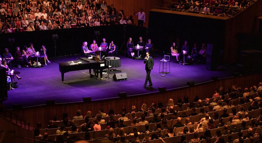 Einzigartig - Nick Cave: Conversations-Deutschlandtour geht 2020 in eine neue Runde