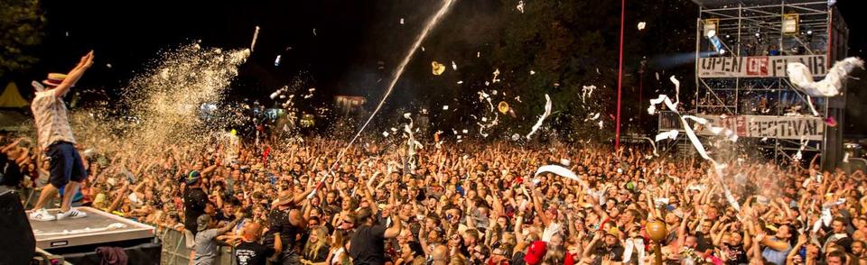 Eröffnet das Open Flair Festival 2020 in Eschwege