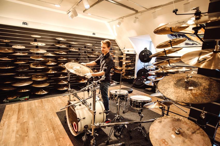 Zahlreiche Ausbildungsmöglichkeiten: Das Musikhaus Thomann veranstaltet einen exklusiven Azubi-Tag