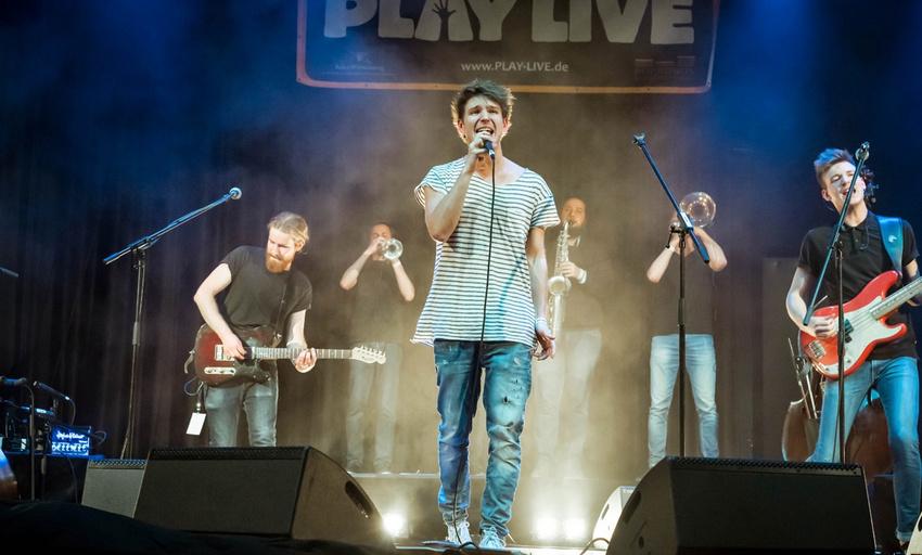 """Aus nach 14 Jahren: Der Bandwettbewerb """"Play Live"""" findet nicht mehr statt"""