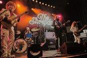 Bilder von The Sheepdogs als Opener der Rival Sons live in Frankfurt