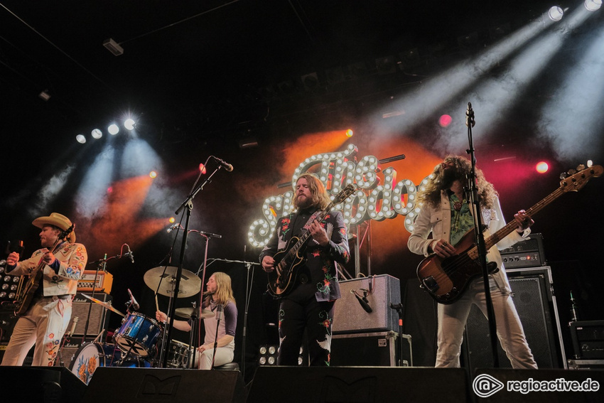 The Sheepdogs (live in Frankfurt 2019)