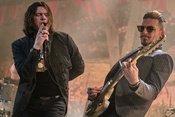 Rockig: Bilder der Rival Sons live in der Batschkapp Frankfurt