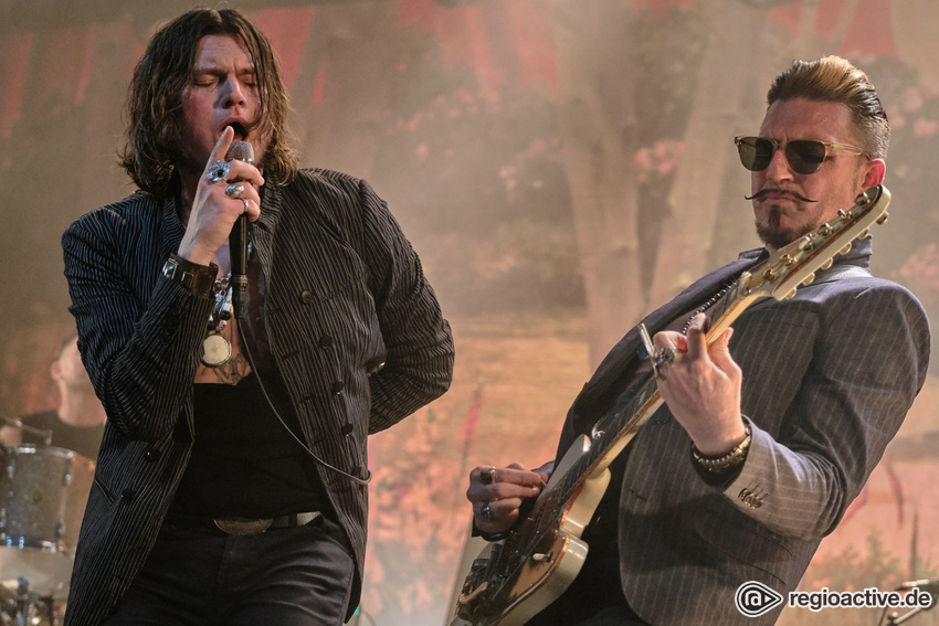 Rival Sons (live in Frankfurt 2019)