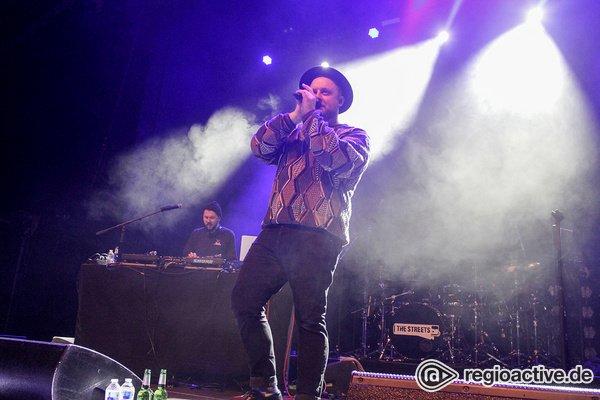 Fette Beats - Live-Bilder von Fatoni als Opener von The Streets in Wiesbaden