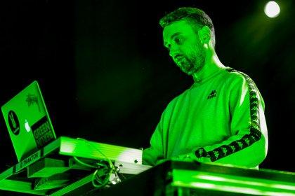 He's the DJ - Dead Rabbit als Opener von Marsimoto live in Frankfurt