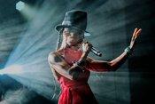 Stylish: Bilder von Morcheeba live im Schlachthof Wiesbaden