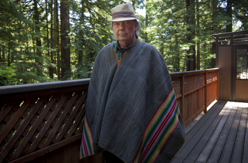 Neil Young (2012)