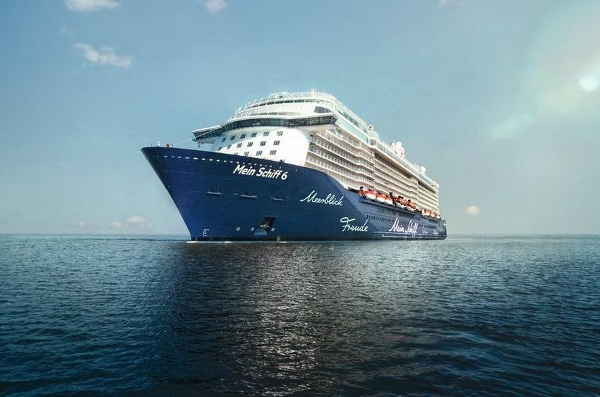 Die Full Metal Cruise VIII findet auf der Mein Schiff 6 statt