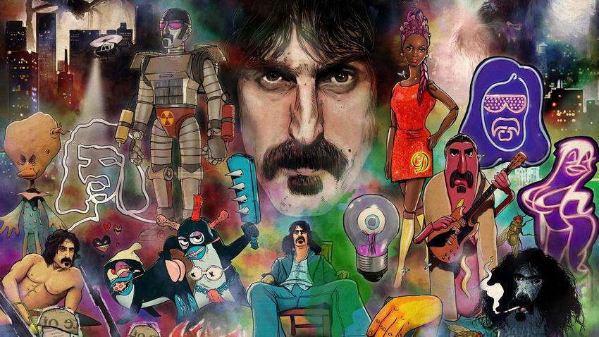 """Die """"Bizarre World of Frank Zappa Tour"""" beinhaltet ein Hologramm des 1993 verstorbenen Musikers."""